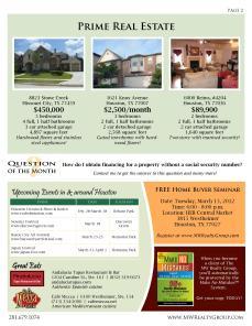 MW Realty Group Newsletter-Draft3